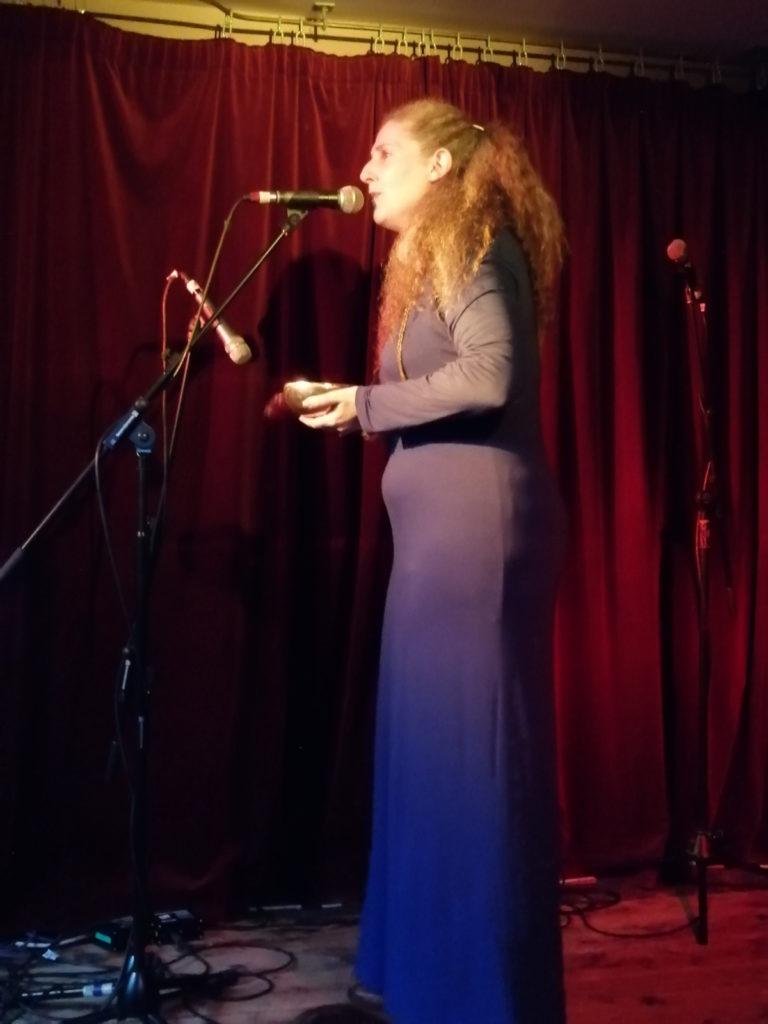 Raphaela Gilla London performance